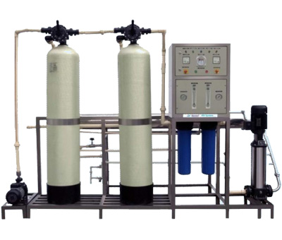 Getwell Industrial RO Plant 500-liter-per-hour
